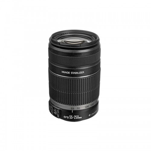 CANON LENTE EF-S 55-250MM F/4-5.6 IS STM
