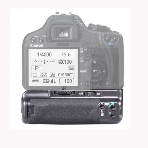 NEEWER BATTERY GRIP CANON BG-E5 REBEL XSI/XS/T1I